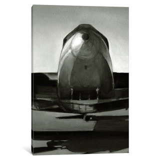 iCanvas 'Vintage Flight Triptych Panel II' by Ethan Harper Canvas Print