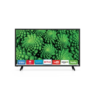 "VIZIO D D43F-E2 43"" 1080p LED-LCD TV - 16:9 - Black"