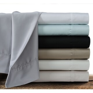 360 Thread Count Cotton Extra Deep Pocket Sheet Set with Oversize Flat