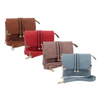 MKF Collection Esther Cross-body Bag by Mia K. Farrow