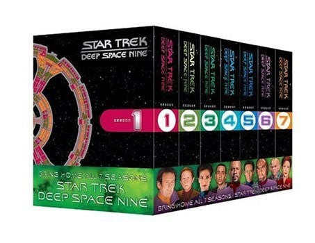 Star Trek: Deep Space Nine 7 Season Box Set (DVD)