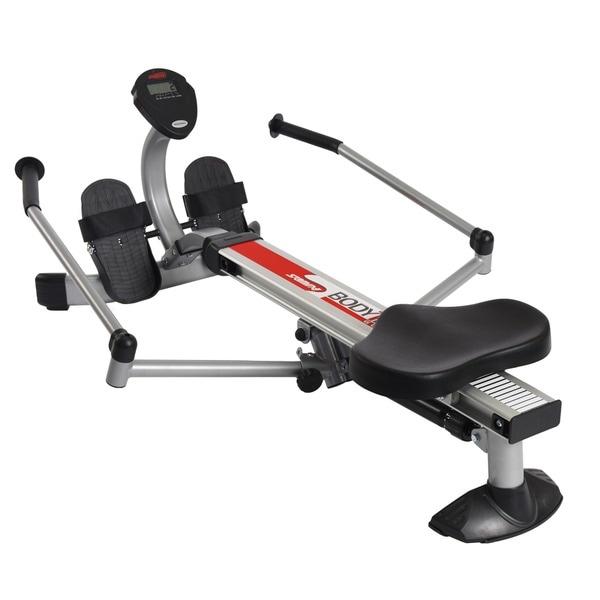 Stamina Body Trac Black Steel and Aluminum Glider Gym Machine
