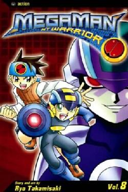 Megaman NT Warrior 8 (Paperback)