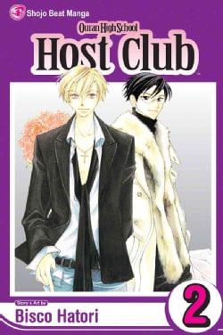 Ouran High School Host Club 2 (Paperback)