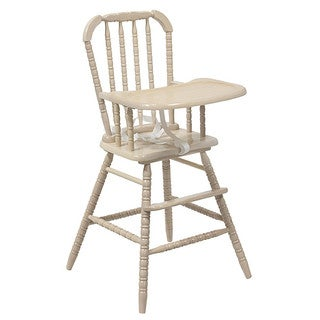 Shop Jenny Lind Natural High Chair Free Shipping Today