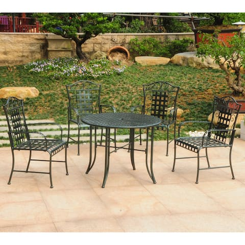 Rot Iron Patio Furniture.Green Wrought Iron Patio Furniture Find Great Outdoor Seating