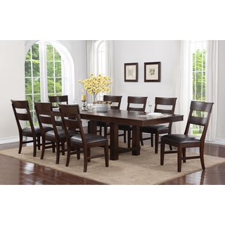 Alden 9 Piece Dining Set