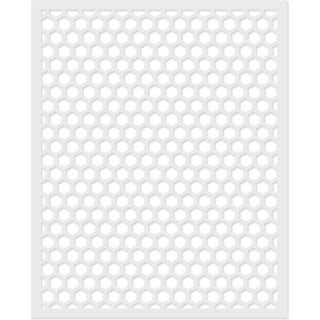"Hero Arts Stencil 6.25""X5.25""-Honeycomb"