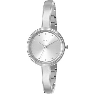 DKNY Women's NY2598 'Murray' Crystal Stainless Steel Watch