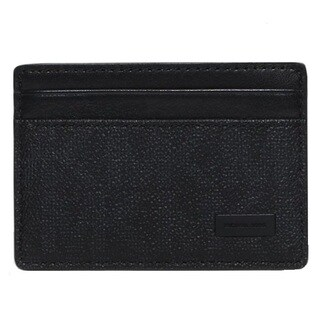 Michael kors Jet Set Logo ID Black Card Case