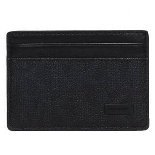 Buy michael kors business card holders online at overstock our michael kors jet set logo id black card case colourmoves