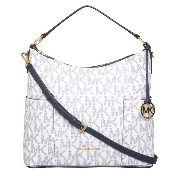 c807de766141 Shop Michael Kors Large Anita Convertible Shoulder Bag - Free ...