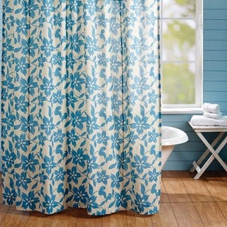 Buy Tan Linen Shower Curtains Online At Overstock