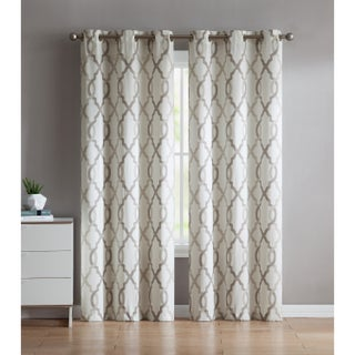 VCNY Home Caldwell Curtain Panel Pair