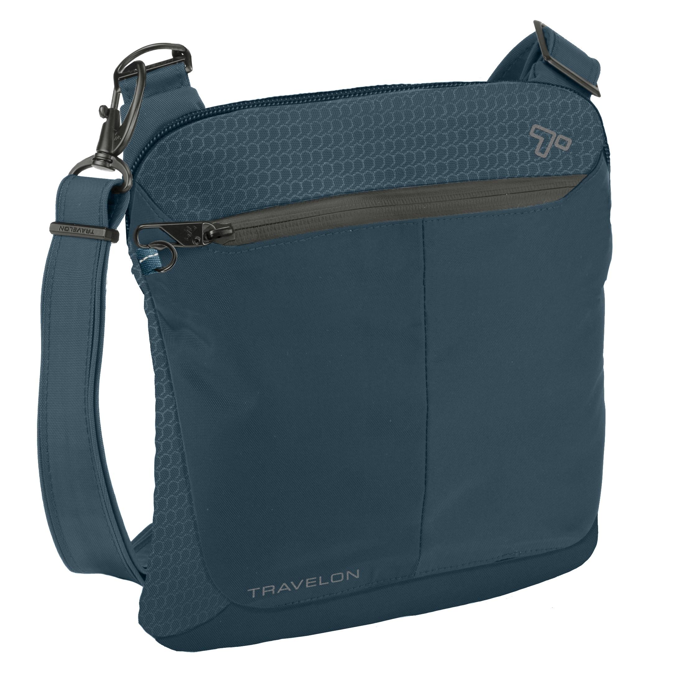 Travelon Anti Theft Active Small Crossbody Bag