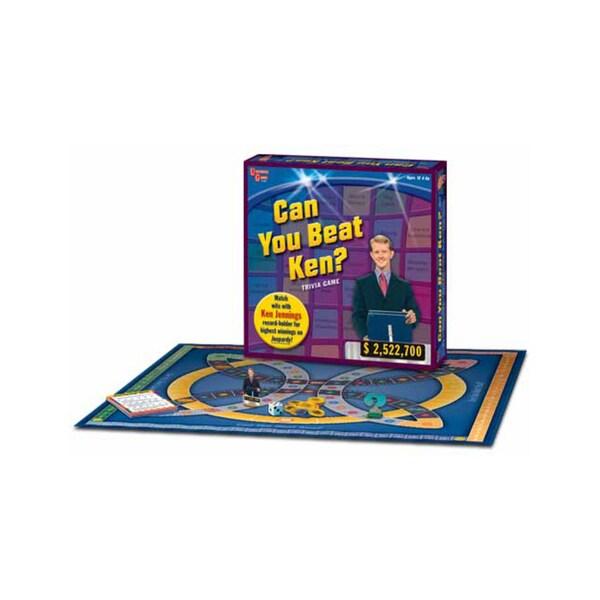 Can You Beat Ken? Trivia Game