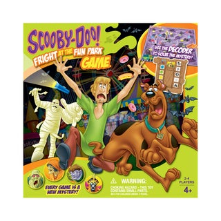 Scooby-Doo! Fright at the Fun Park Game