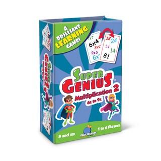 Super Genius - Multiplication 2