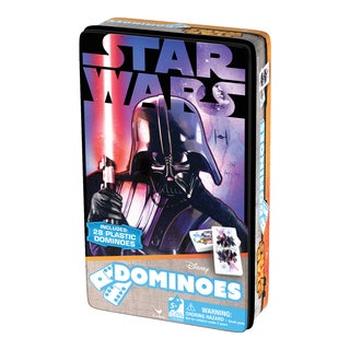 Star Wars Dominoes Tin