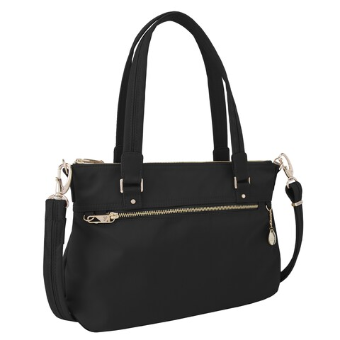 Travelon Anti-Theft Tailored Satchel Handbag