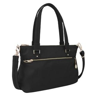 Travelon Anti-Theft Tailored Satchel Handbag
