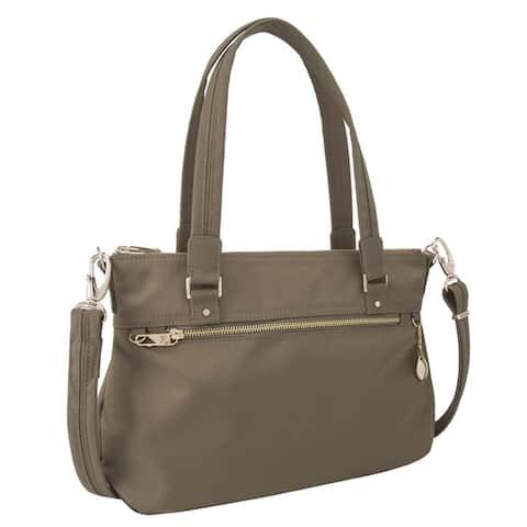 886d5a2733fe Beige, Nylon Handbags | Shop our Best Clothing & Shoes Deals Online ...