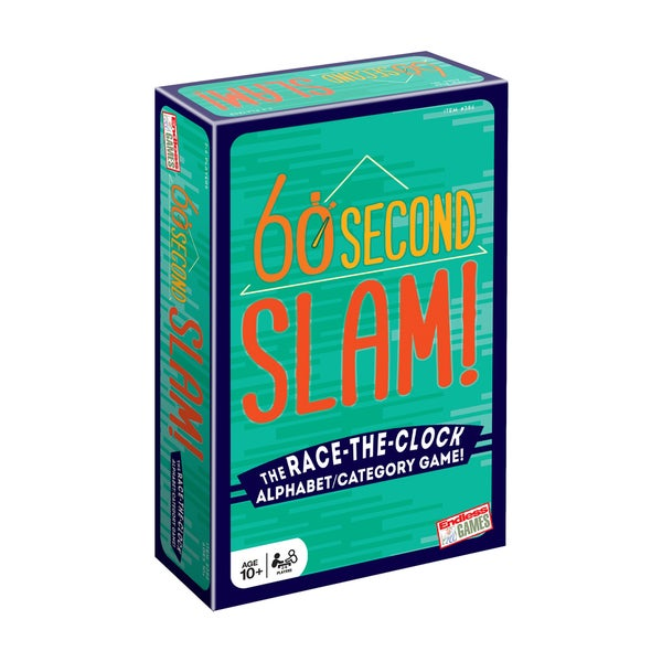 60-Second Slam!