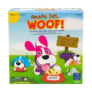 Ready, Set, Woof! Game