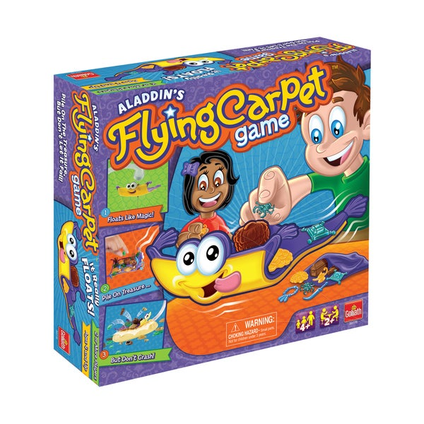 Aladdin's Flying Carpet Game