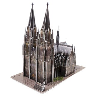 Cologne Cathedral Kölner Dom in Germany 231-piece 3D Puzzle