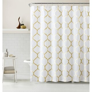 VCNY Home Ogee Shower Curtain