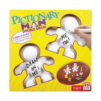 Pictionary Man Double Draw