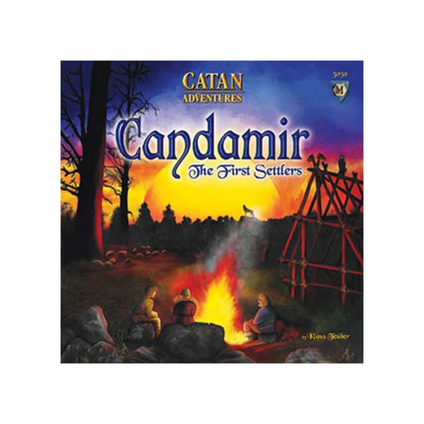 Candamir™ - The First Settlers