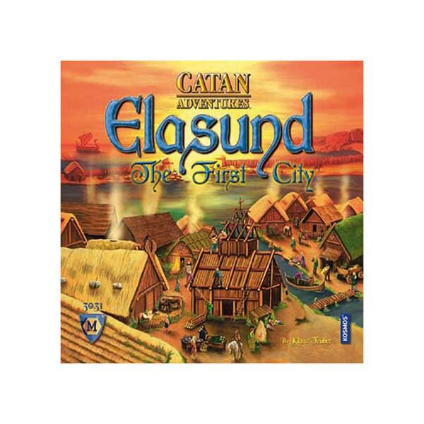 Elasund™ - The First City of Catan