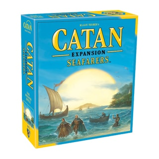 Catan: Seafarers Expansion