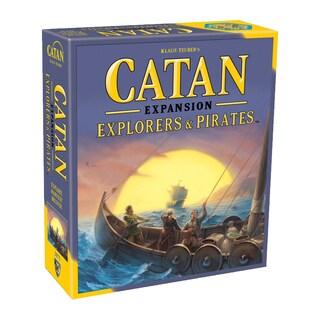 Catan: Explorers & Pirates Expansion