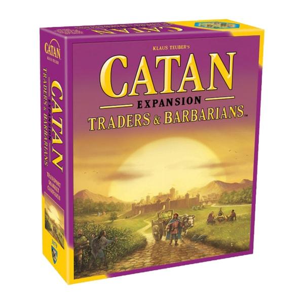 Catan: Traders & Barbarians Expansion