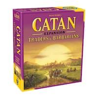 Catan: Traders & Barbarians Expansion