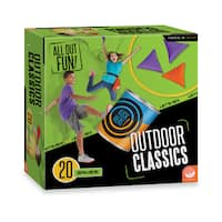 All Out Fun! Outdoor Classics - 20 Games - Green