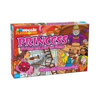 Princess Snakes and Ladders Game