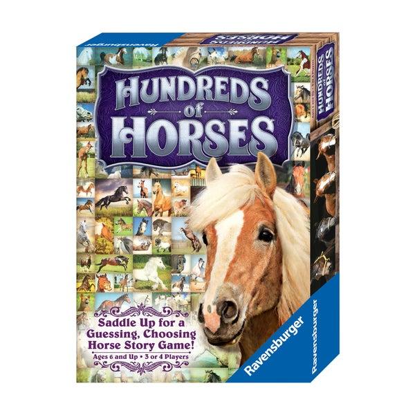 Hundreds of Horses