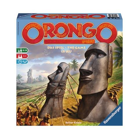 Orongo - Grey/Blue