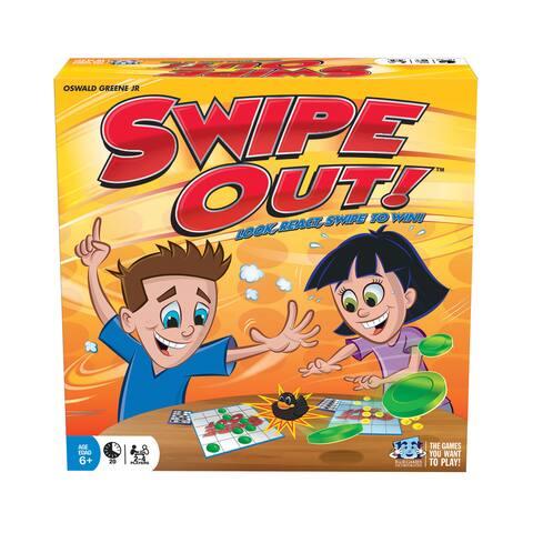 Swipe Out! - Yellow