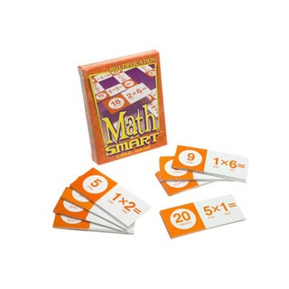 Math Smart Card Game: Multiplication
