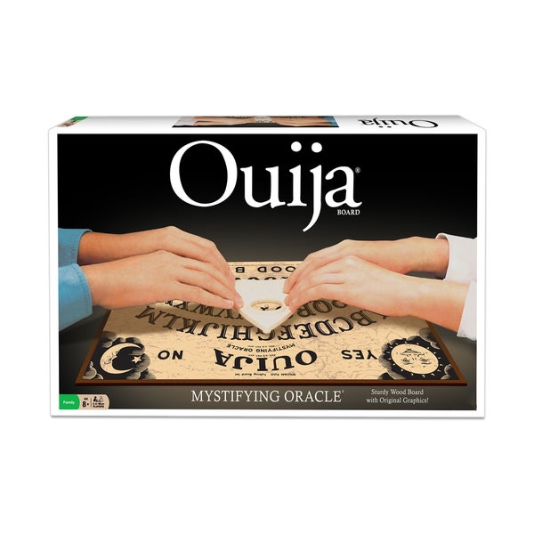 Winning Moves Games Classic Ouija Board Game Family Board Game