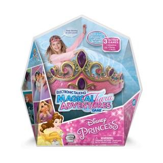 Disney Princess Electronic Talking Magical Tiara Adventures Game
