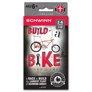 Schwinn - Build A Bike Card Game