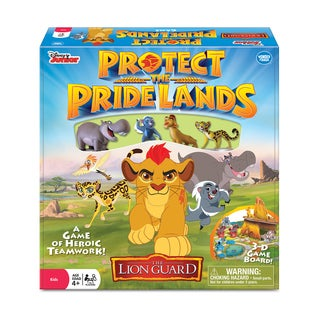 Disney Junior The Lion Guard - Protect the Pride Lands Game|https://ak1.ostkcdn.com/images/products/15614600/P22048264.jpg?_ostk_perf_=percv&impolicy=medium