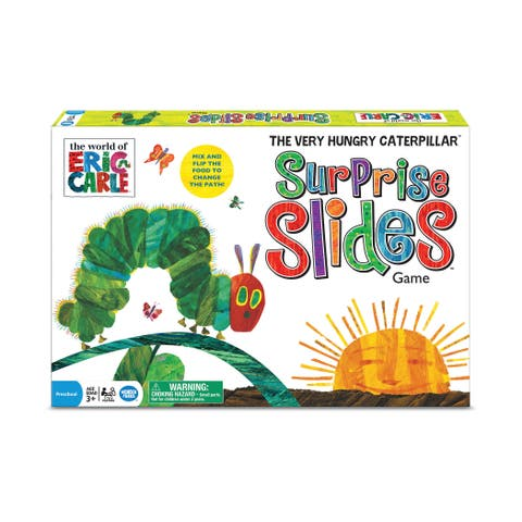 The World of Eric Carle - Surprise Slides Game - White