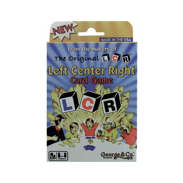 LCR Card Game